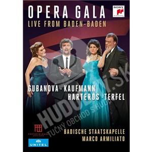 Jonas Kaufmann - Opera Gala - Live from Baden-Baden od 17,98 €