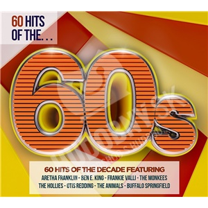 VAR - 60 Hits of the 60s (3CD) od 7,59 €