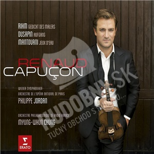 Renaud Capucon - Three modern concertos (concertos, dedicated to - and created by - Renaud Capucon) od 14,99 €