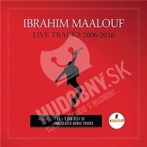 Ibrahim Maalouf - Live Tracks 2006/2016 (CD+DVD) od 14,19 €