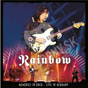 Ritchie's Rainbow Blackmore - Memories In Rock - Live In Germany (2CD) od 14,99 €