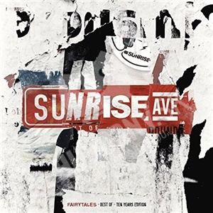 Sunrise Avenue - Fairytales - Best Of - Ten Years Edition od 15,19 €