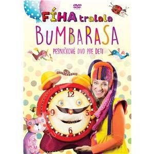 Fíha tralala - Bumbarasa - Pesničkové DVD pre deti od 11,69 €