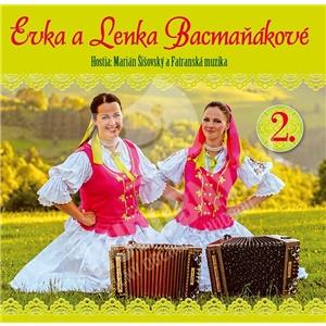 Lenka a Evka Bacmaňákové - Bacmaňákové Lenka a Evka 2 od 7,89 €