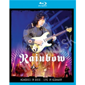 Ritchie Blackmore's Rainbow - Memories in Rock - Live in Germany (Bluray) od 21,89 €