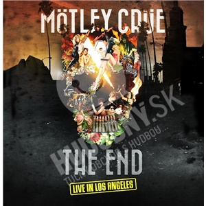 Mötley Crüe - The End: Live in Los Angeles (Limited Bluray+CD) od 39,99 €