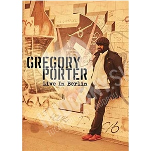 Gregory Porter - Live in Berlin (DVD) od 18,49 €