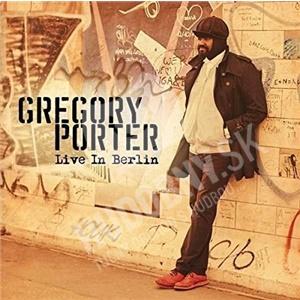 Gregory Porter - Live in Berlin (2CD+DVD) od 22,69 €