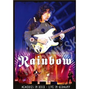 Ritchie Blackmore's Rainbow - Memories in Rock - Live in Germany (Bluray + 2CD) od 37,99 €
