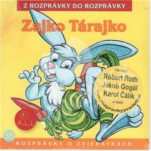 Rozprávky - Zajko Tárajko, a iné od 5,89 €