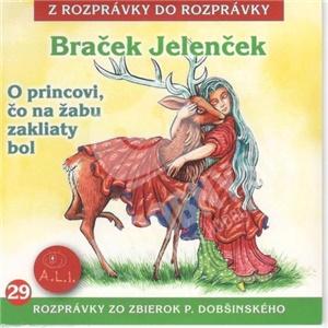Rozprávky - Braček Jelenček a iné od 5,89 €