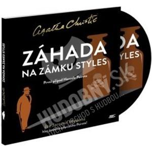 Agatha Christie - Záhada na zámku styles - první příběh H. Poirota (MP3-CD) od 9,89 €