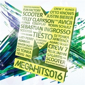 Megahits best of 2016 (2CD)