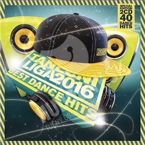 VAR - Taneční liga best dance hits 2016 (2CD) od 11,99 €