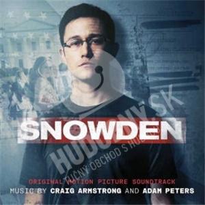 Armstrong Craig - Snowden od 17,29 €