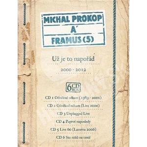 Michal Prokop - Už je to napořád (CD Box) od 21,99 €