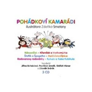 VAR - Pohádkoví kamarádi (3CD) od 12,29 €