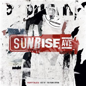 Sunrise Avenue - Fairytales - Best Of - Ten Years Edition  (2x Vinyl) od 22,69 €