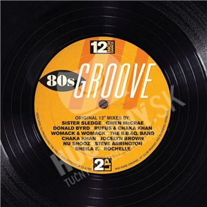 VAR - 12 Inch Dance: 80's Groove (Vinyl) od 23,69 €