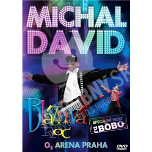 Michal David - Bláznivá noc - O2 Arena Live (DVD) od 12,29 €