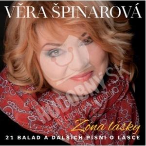 Věra Špinarová - Zóna lásky (Písně o lásce) od 9,77 €