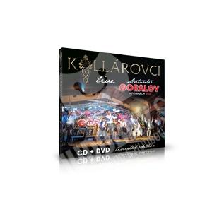 Kollárovci - Stretnutie Goralov v Pieninách / Live (CD + DVD) od 11,69 €