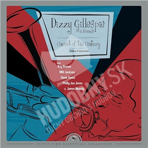 Dizzy & Friends Gillespie - Concert Of The Century - A Tribute To Charlie Parker od 13,89 €