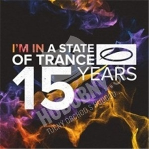 Armin Van Buuren - A State of Trance: 15 Years A State of Trance: 15 Years (2CD) od 29,99 €