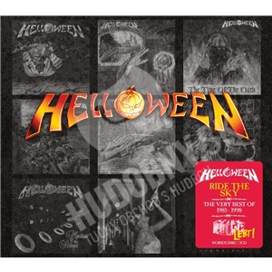 Helloween - Best of ride the sky 85-98 (2CD) od 14,49 €