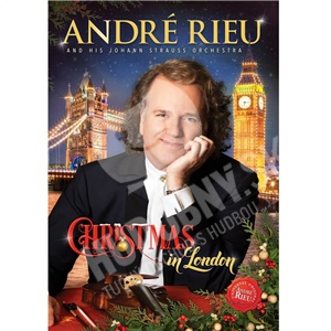 André Rieu - Christmas in London (Bluray) od 21,89 €