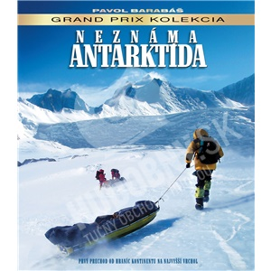 Pavol Barabáš - Neznáma Antarktída (dokumentárny film) od 11,49 €