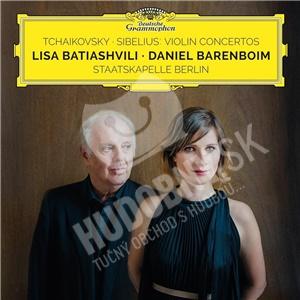 Daniel Barenboim - Tchaikovsky & Sibelius: Violin Concertos od 17,29 €