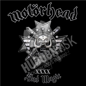 Motörhead - Bad Magic - gold coloured limited edition (Vinyl) od 33,89 €