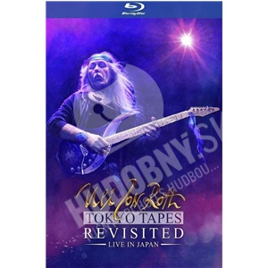 Uli Jon Roth - Tokyo Tapes Revisited - Live In Japan (Bluray + 2CD) od 25,89 €
