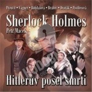 Petr Macek - Sherlock Holmes – Hitlerův posel smrti od 12,39 €