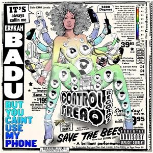 Erykah Badu - But You Caint Use My Phone (Vinyl) od 22,29 €
