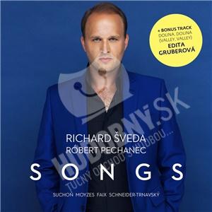 Richard Šveda, Róbert Pechanec, Edita Gruberová - Songs: Suchoň, Moyzes, Faix, Schneider - Trnavský (CD v knižnej väzbe) od 14,59 €