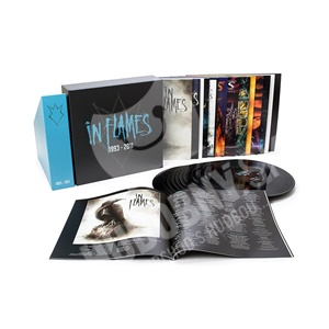 In Flames - 1993-2011 (Limited Deluxe black 13 Vinyl Box Set) od 399,99 €