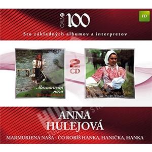 Anna Hulejová - Marmuriena naša / Čo robís Hanka, Hanička, Hanka od 7,99 €