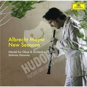 Albrecht Mayer - New Seasons: Händel für Oboe und Orchester od 17,29 €