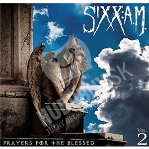 Sixx: A.M. - Prayers For The Blessed (2CD- with T-shirt size L) od 27,29 €