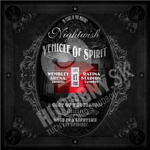 Nightwish - Vehicle of spirit  BR+CD (Bluray) od 69,99 €