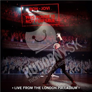 Bon Jovi - This House Is Not For Sale - Live From The London Palladium od 15,19 €