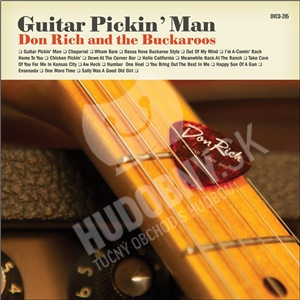 Don Rich and the Buckaroos - Guitar Pickin'man od 15,29 €