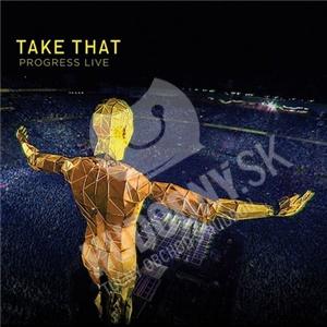 Take That - Progress Live (2CD) od 28,99 €