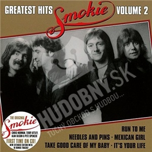 "Smokie - Greatest Hits Vol.2 ""Gold"" (New Extended Version) od 8,69 €"