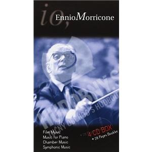 Ennio Morricone - Io,Ennio Morricone (4CD) od 79,69 €