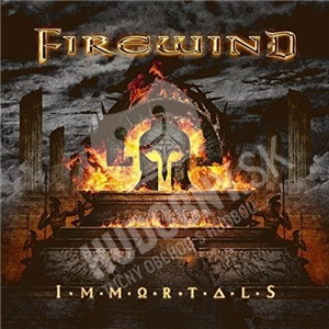 Firewind - Immortals (Limited edition) od 19,89 €