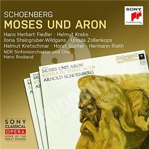 Hans Rosbaud - Moses und Aron (2CD) od 11,89 €