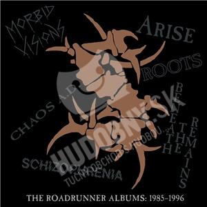 Sepultura - The Complete Albums 1985-1996 (6CD) od 37,89 €